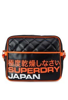 Primary Messenger Bag