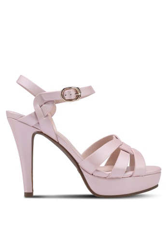 a9749e87403 Buy prettyFIT Platform High Heel Sandals Online on ZALORA Singapore