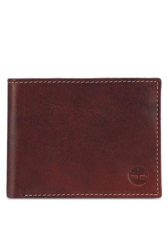 Timberland brown Marble Wallet 21AF3AC6B776BCGS_1