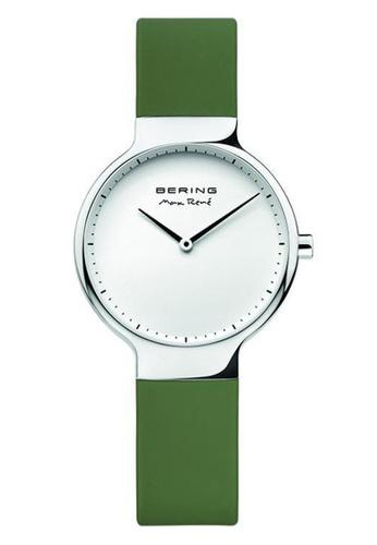 Bering green Max Rene 15531-800 White 31 mm Women's Watch 1F3ECAC9DDC167GS_1
