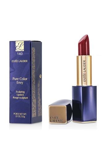 Estée Lauder ESTÉE LAUDER - Pure Color Envy Sculpting Lipstick - # 140 Emotional 3.5g/0.12oz 03A6CBE49F3EF3GS_1