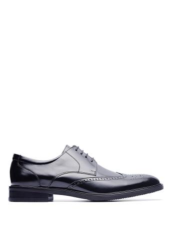 Life8 black MIT Casual-Derby-shoes.-09232-black. LI286SH55PQUMY_1