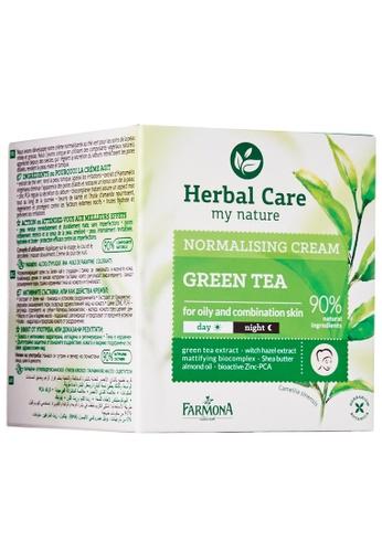 Herbal Care Herbal care Green Tea Normalising Cream Day/Night AB56CBE5F77D68GS_1