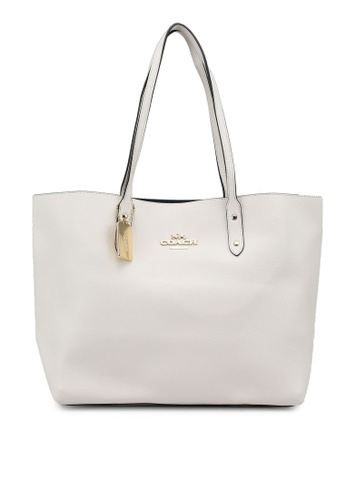 Coach white Town Tote Bag(cv) 20742AC4E2C2F2GS_1