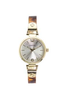 Nafisa Women's Elegant Fashion Quartz Bracelet Style Strap Watch