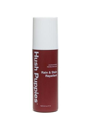 Hush Puppies red Rain & Stain Repellant HU326SH03RWYPH_1