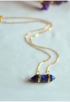 Arya Lapiz Lazuli Necklace