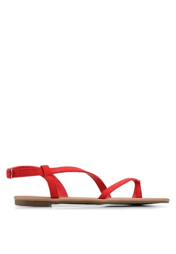 Rubi red Everyday Annie Asymetric Sandals D3FCBSH7696FA9GS_1