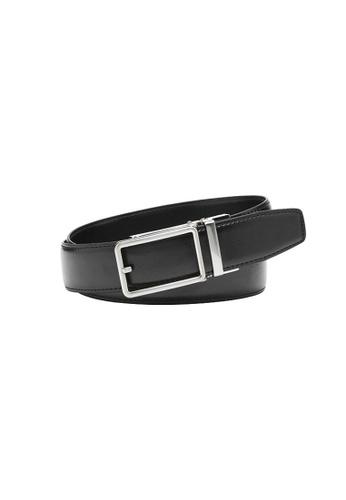 Buckle black Senna Leather Belt BC458ACA4B2D94GS_1