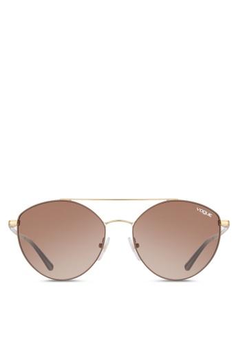 Vogue brown In Vogue VO4023S Sunglasses VO655GL73QMGMY_1