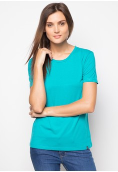 All Day Roundneck Basic Tee
