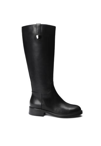 Byford black Gulon Long Boots 38D01SHAE90248GS_1