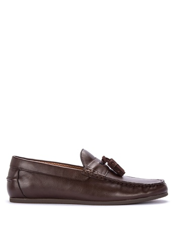 Call It Spring brown Readford Loafers 2355ASH44ED951GS_1