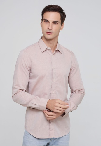 United Colors of Benetton beige Printed Shirt 9568AAACB267D8GS_1