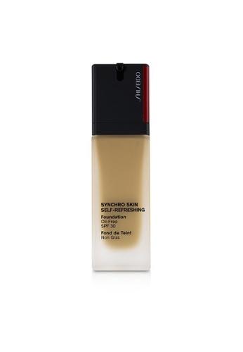 Shiseido SHISEIDO - Synchro Skin Self Refreshing Foundation SPF 30 - # 340 Oak 30ml/1oz F0841BEAC0EF3CGS_1