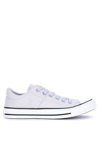 800c59030a9f22 Converse white Chuck Taylor All Star Madison Retro Charm Sneakers  8656CSH3B51AA4GS 1