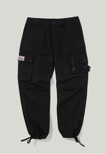Twenty Eight Shoes Drawstring waist chino Pants 9304S 080D6AAAF631D9GS_1