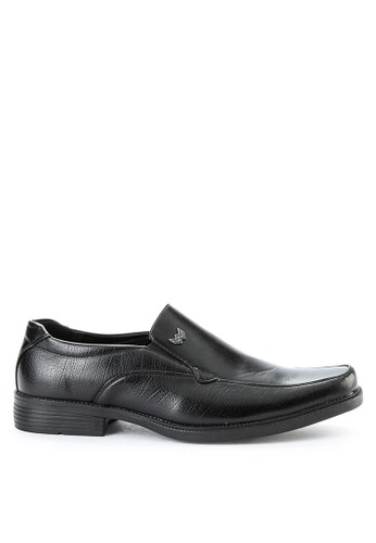 Watchout! Shoes black Bussiness Loafer F87D5SH30E8098GS_1