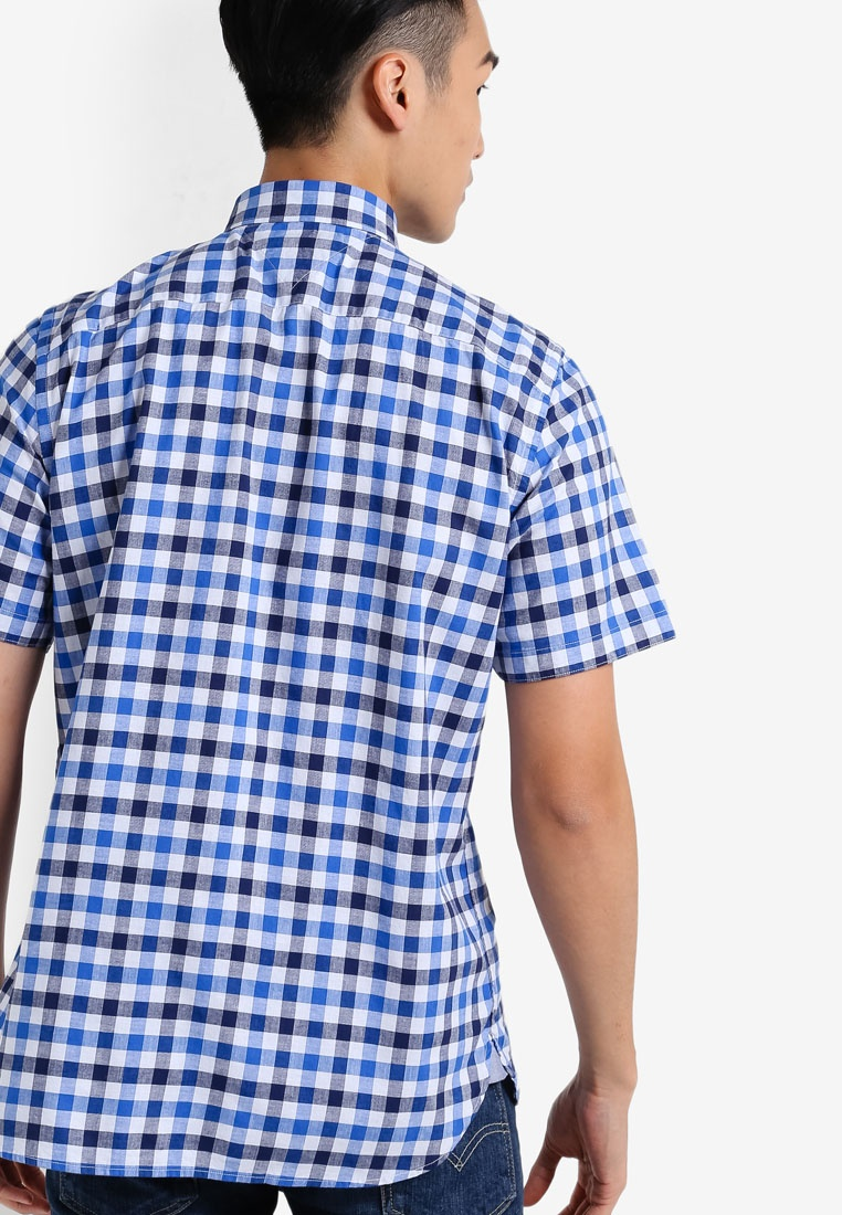 S Tommy GINGHAM MULTI White Hilfiger S Navy Classic CF3 Dutch AP WTZSnqww