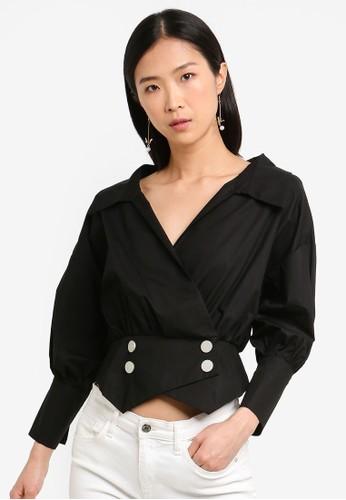 Megane black Red Romance Joyelle Shirt 02731AAD1F0031GS_1