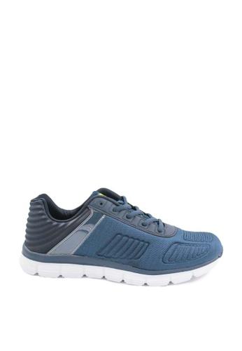 Stanz blue Stanz Lo Cut Shoe Lace 847-087 8F952SHC496E4CGS_1