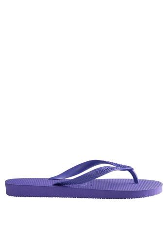 Havaianas purple Top Flip Flops 314ADSH8B6EA9EGS_1