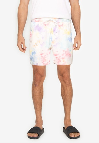 ABERCROMBIE & FITCH multi Pull On Pride Swim Shorts 43E26US0A2ACDDGS_1