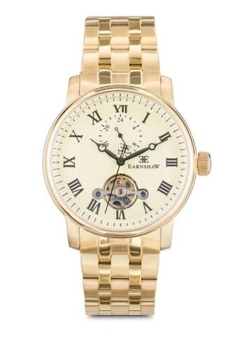 Westminster 羅馬數esprit 錶字不銹鋼鍊錶, 錶類, 飾品配件