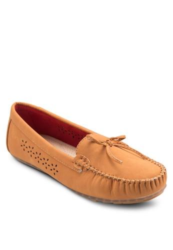 蝴蝶機莫卡辛鞋, 女鞋,esprit tsim sha tsui 懶人鞋