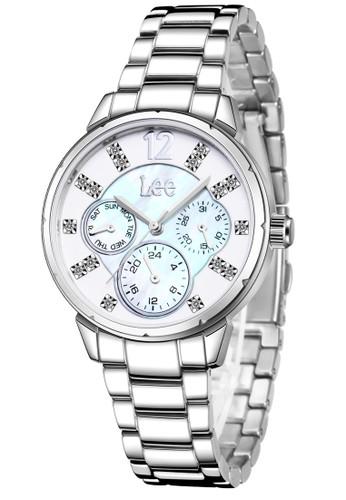 Lee Watches silver Lee Watch Jam Tangan Wanita Lee Metropolitan Collection F39DSDS-7S LE151AC0VQ6RID_1