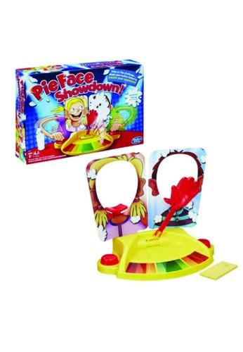Toys Center Jakarta multi BOARD GAME PIE FACE 2 KEPALA PIE FACE SHOWDOWN 6826ATH84B411BGS_1