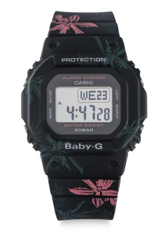 Baby-G black Casio BABY-G Jam Tangan Wanita - Black - Resin - BGD-560CF-1DR 19102AC3D1A36FGS_1