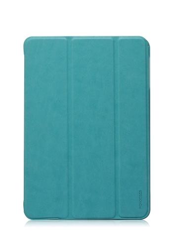 Monocozzi blue Lucid Folio Ultra Slim Hard Flip Case for iPad Mini 3 With Auto On-Off Function MO983AC53BXMHK_1