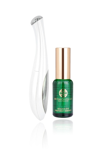 MYTHSCEUTICALS Exclusive MC Eye Therapy Device Set ( Ionic Eye Massager / Advance Eye Treatment Essence ) MY152BE51IQIHK_1