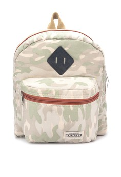 Light Camo Mini Backpack