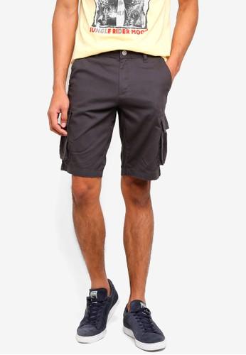 OVS black Men's Bermuda Shorts 59479AA0EDDC8CGS_1