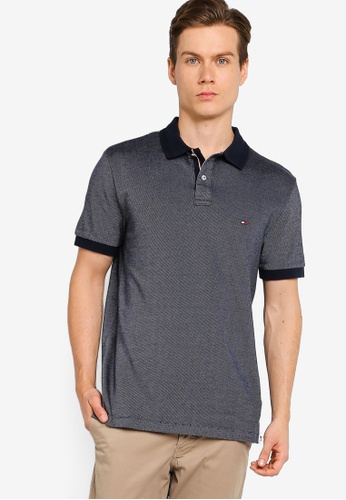 Donna Tommy Hilfiger TH Essential Regular Polo SS