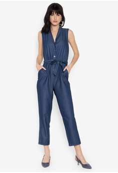 295a608957 Shop Pois Playsuits   Jumpsuits for Women Online on ZALORA Philippines