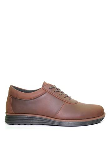 Toods Footwear brown HUMBLEPAPS DARWIN - COKELAT TO932SH0V0DMID_1