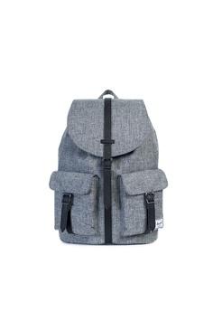 Herschel grey Herschel Dawson Backpack (Raven X) - 20.5L 41855ACCAAD9EBGS 1 eeec24c12e949