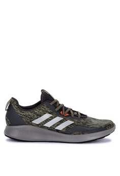 d32ad57c5 adidas green adidas purebounce+ street m 45DE1SH1EAFC44GS 1