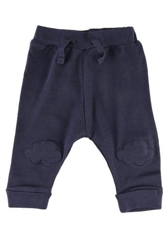 FOX Kids & Baby navy New Born Plain Leggings 92321KA5A88896GS_1