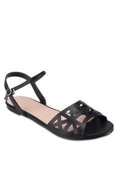 Tanya Ankle Strappy Sandals