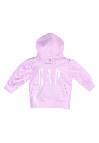 Gap purple Logo Hooded Sweatshirt 92292KA8065503GS_1