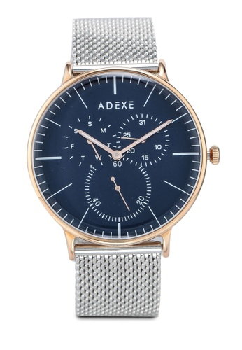 ADEXE Watches blue and silver They Watch A9BA1ACE84EC87GS_1