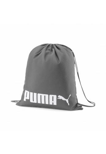 PUMA grey PUMA Unisex Phase Gym Bag No. 2 4F20AAC2B2A0B6GS_1