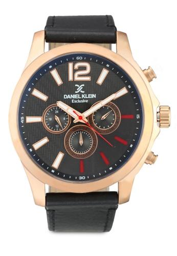 Daniel Klein black Daniel Klein Black Male Watches - DK11118-3 0293AACA82B213GS_1