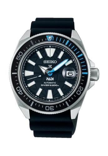 Seiko black Prospex King Samurai Padi Special Edition Automatic Diver Watch SRPG21K1 D64BBACC295315GS_1