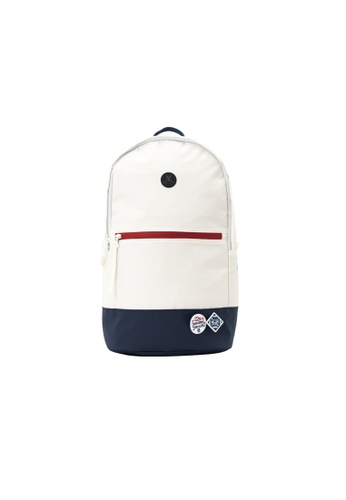 MORAL navy Tait Pack X Os - White Navy 477D6AC3D4FB98GS_1
