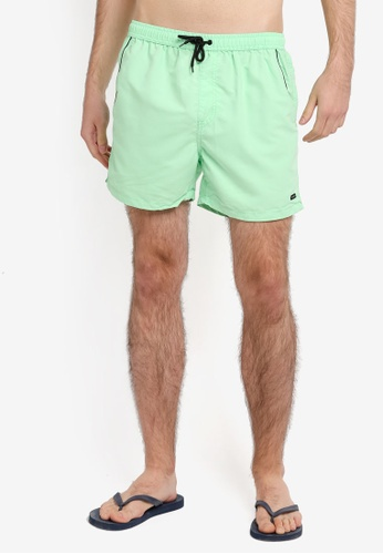 Factorie green Jose Poolboy Shorts FA880AA0SKLUMY_1
